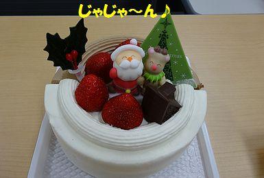クリスマスケーキ2