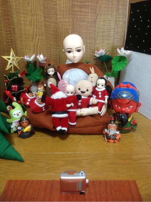 クリスマスの朝151
