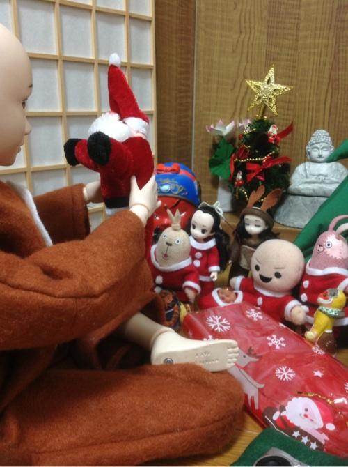 クリスマスの朝154