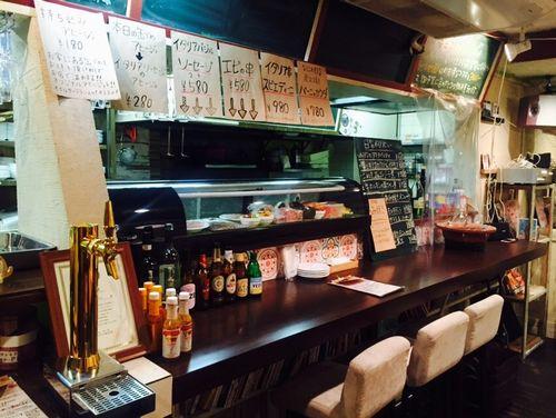 大阪市心斎橋駅近辺少人数忘年会新年会おすすめ洋食屋ピザワイン飲み放題、食べ放題