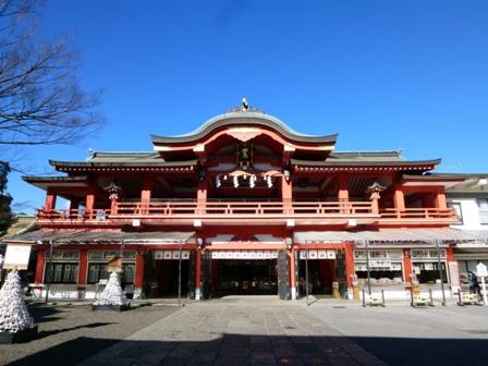 千葉神社②