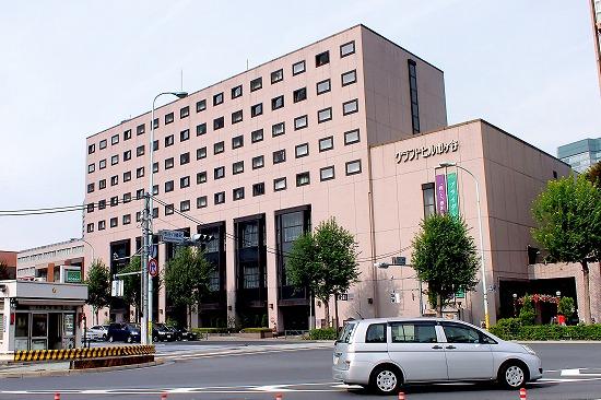 建物@HOTEL GRAND HILL ICHIGAYA CATTLEYA 2015年11月