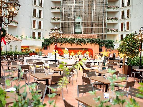 DINING SQUARE THE ATRIUM02@東京ベイ舞浜ホテル クラブリゾート 2015年11月