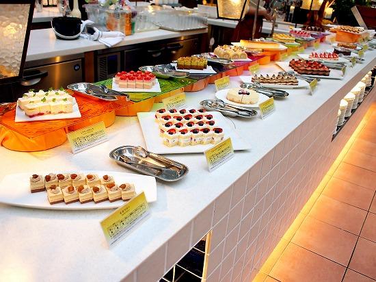 DINING SQUARE THE ATRIUM04@東京ベイ舞浜ホテル クラブリゾート 2015年11月
