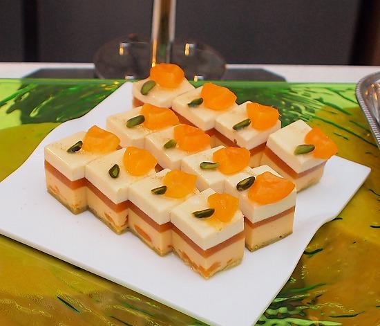 アプリコット アーモンド001@東京ベイ舞浜ホテル クラブリゾート DINING SQUARE THE ATRIUM 2015年11月