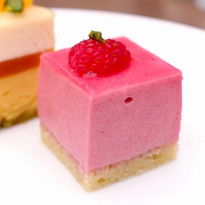 ラズベリームース02@東京ベイ舞浜ホテル クラブリゾート DINING SQUARE THE ATRIUM 2015年11月