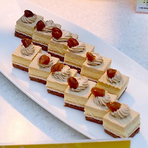 モカマロン01@東京ベイ舞浜ホテル クラブリゾート DINING SQUARE THE ATRIUM 2015年11月