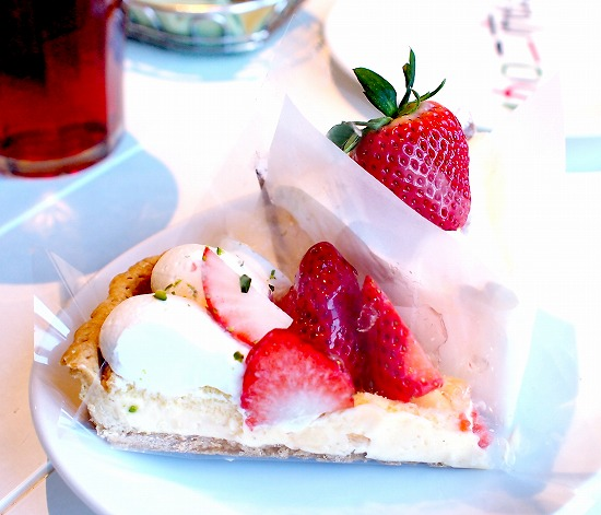02@TART&CAKE BUFFET@MACARONI MARKET(マカロニ市場) 松戸店 2016年01月