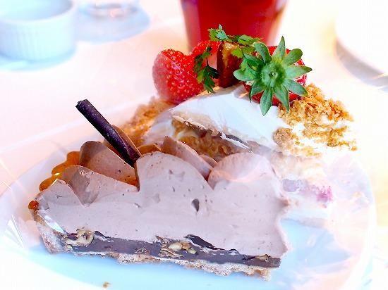 07@TART&CAKE BUFFET@MACARONI MARKET(マカロニ市場) 松戸店 2016年01月