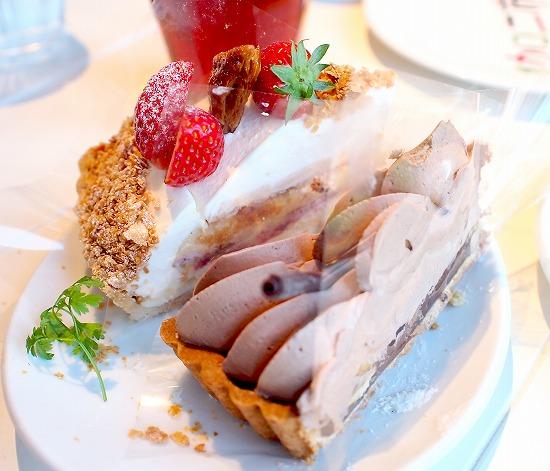 09@TART&CAKE BUFFET@MACARONI MARKET(マカロニ市場) 松戸店 2016年01月