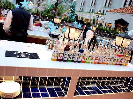 ノンアルコールカクテル01@東京ベイ舞浜ホテル クラブリゾート DINING SQUARE THE ATRIUM 2015年11月