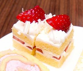 苺のショートケーキ02@東京ベイ舞浜ホテル FINE TERRACE 2013年04月