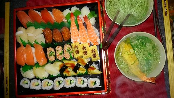 雲見お寿司
