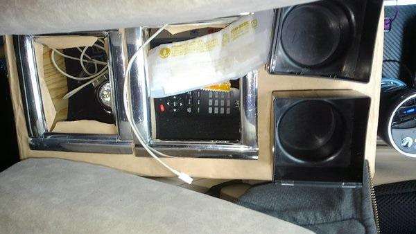 DIYコンソールボックス1