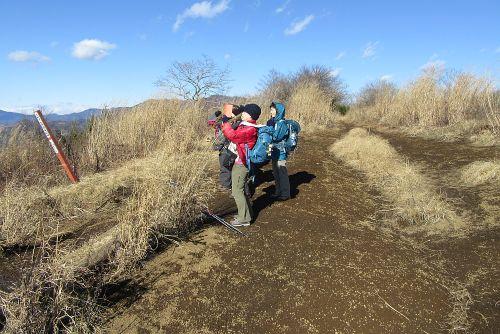 平尾山にて