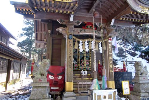 加波山神社