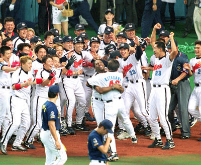 プロ野球史上一番カッコいい打線wwwwwwwwwww
