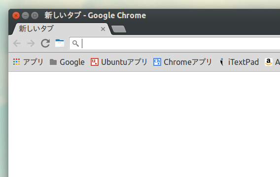 Blank New Tab Page with Bookmarks Bar Chrome拡張 新しいタブ ブランク ブックマークバーのアイコン