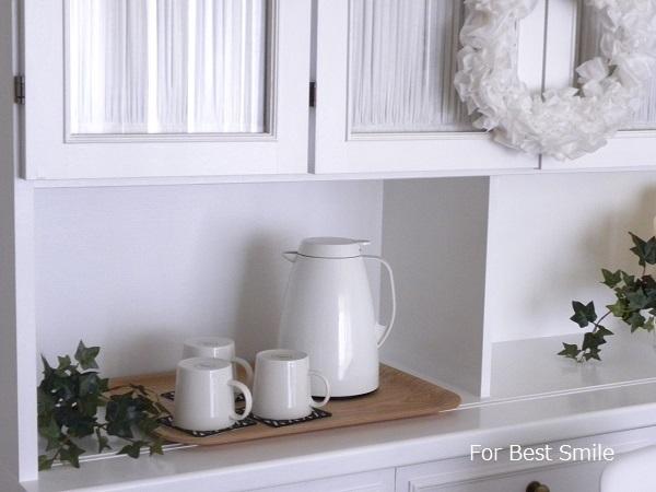 10>我が家の愛用品エムザの白いポット