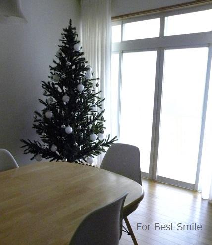 07>2015年のシンプルなクリスマスツリー