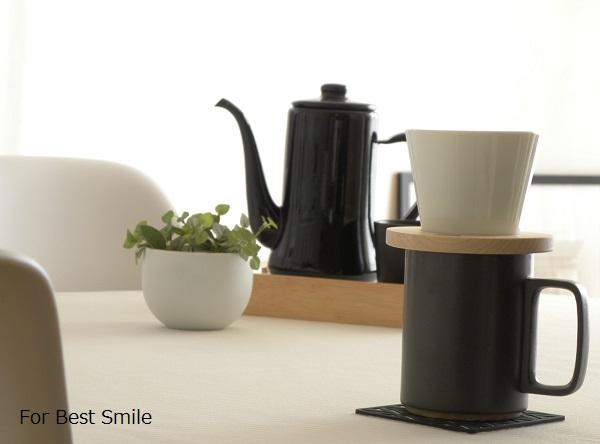 03>コーヒー用ドーナツドリッパー