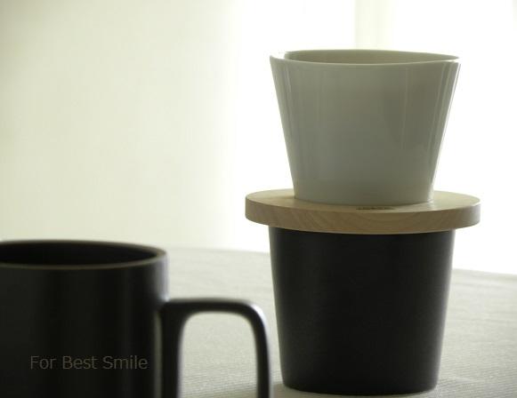06>コーヒー用ドーナツドリッパー