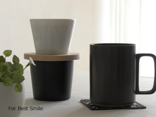 09>コーヒー用ドーナツドリッパー