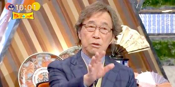 ワイドナショー画像 武田鉄矢「2015年は常に人気番組の端っこにいた」 2015年12月13日