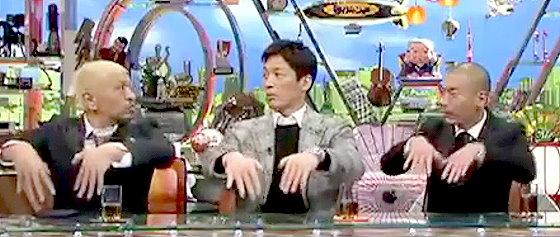 ワイドナショー画像 松本人志 長嶋一茂 RIP SLYME SU 怒りのコントロール 2015年12月13日