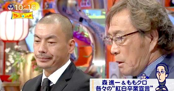 ワイドナショー画像 武田鉄矢「紅白に出ないことを宣伝に使うのは良くない」 2015年12月13日