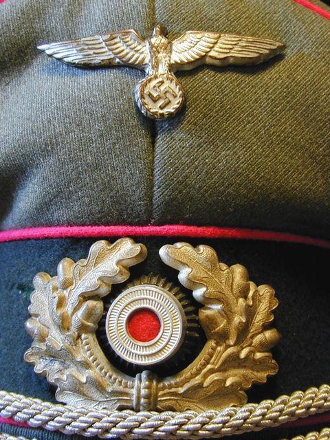 Schirmmütze für Offiziere des Generalstab
