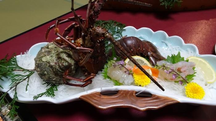 新八屋・食事 (2)