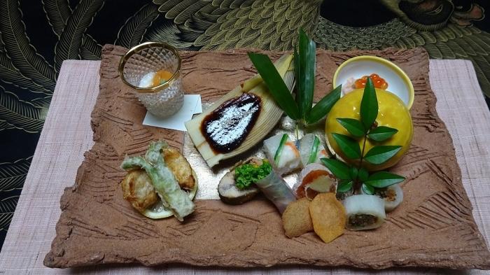 湯之元館・食事 (5)