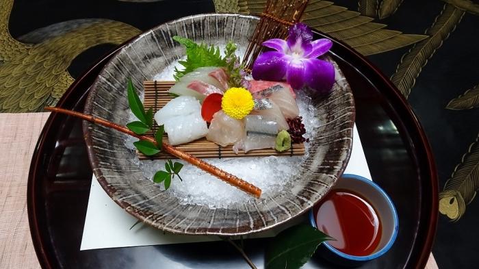 湯之元館・食事 (3)