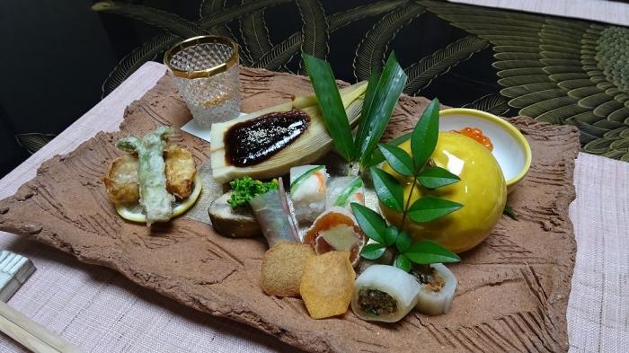 湯之元館・食事 (6)
