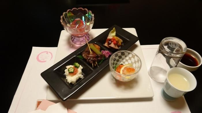 了山・食事 (1)