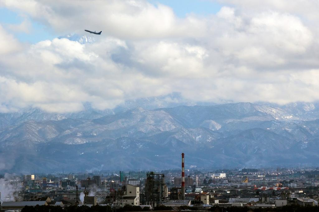 富山空港H27_12.30