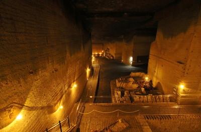 004Oya Stone Museum (大谷石地下採掘場跡) [Tochigi]