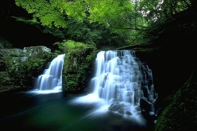 011Akame 47 falls (赤目四十八滝) [Mie]