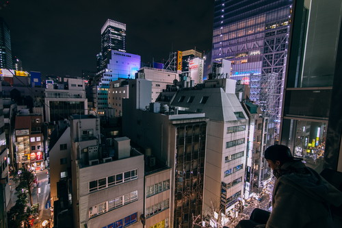 14 - Rooftopping