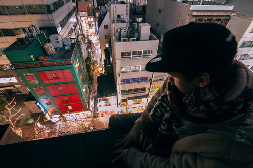 15 - Rooftopping