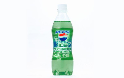 0032007 saw Pepsi Ice Cucumber for a limited timeuksdhuuwrgewgzeclut0
