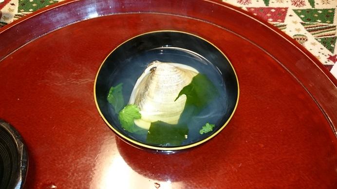 桃李花 箸洗い