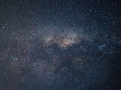 フリー素材から借用 宇宙