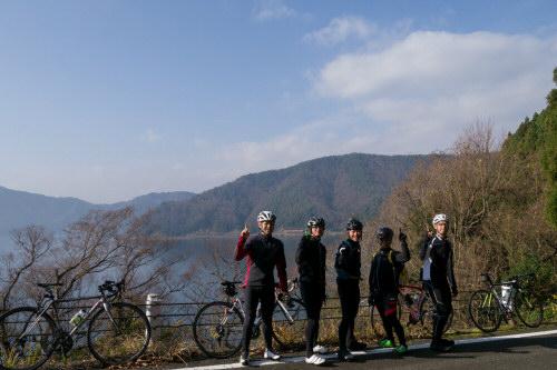 20160103新年キタイチ_賤ヶ岳トンネル先