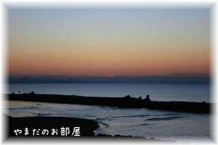 2015 初日の出 ②