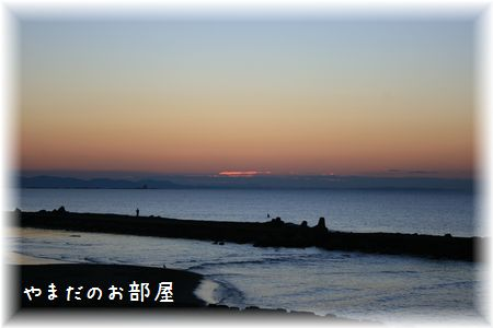 2015 初日の出 ③