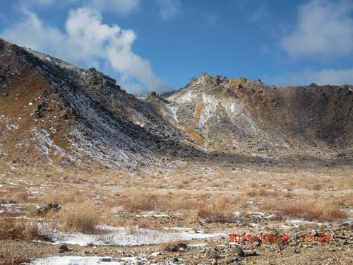 012 硫黄山