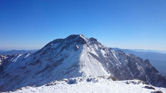 035 赤岳へ