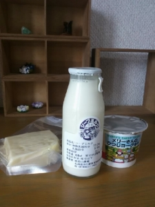 メリーさん 乳製品